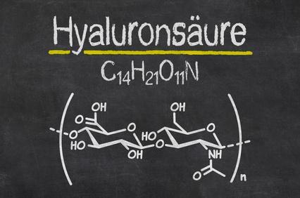 Hyaluronsäure oder Kollagen