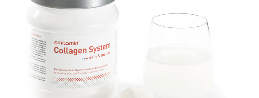 Kollagen Kollagenhydrolysat Pulver Hyaluronsäure